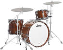 Ludwig Drums - Classic Oak Series Pro Beat 3-Piece Shell Pack (24, 13, 16) - Tennessee Whisky