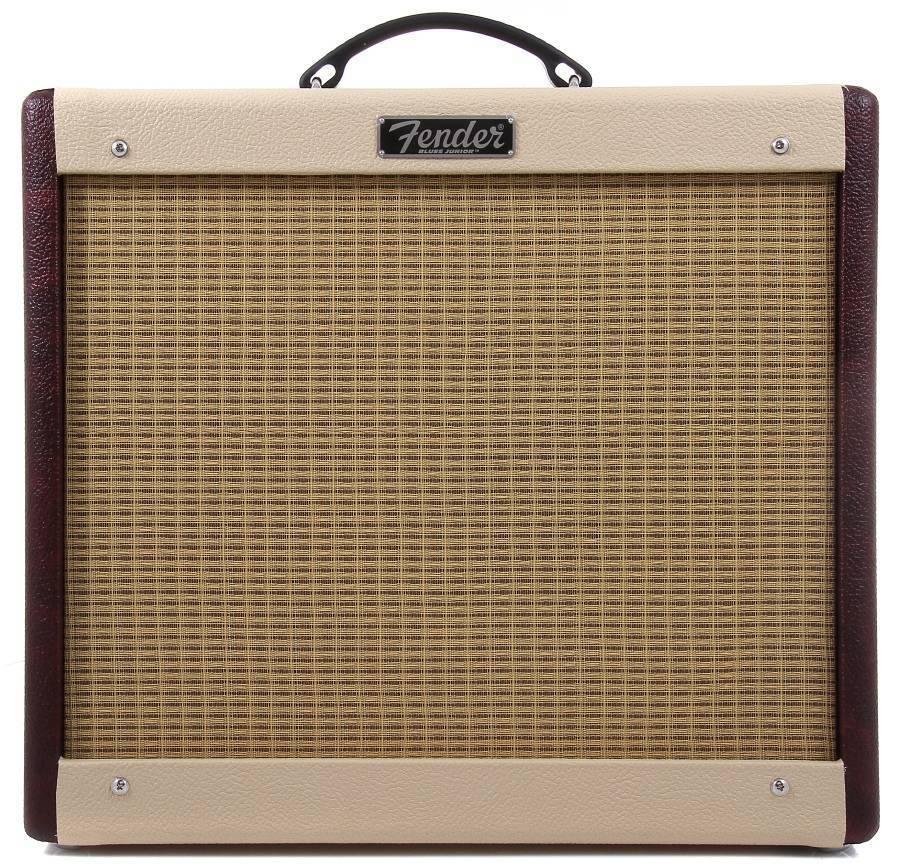 Fender FSR Blues Jr III Cream - Wine Two Tone