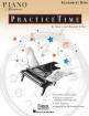 Faber Piano Adventures - Piano Adventures PracticeTime Assignment Book - Faber/Faber - Piano - Book