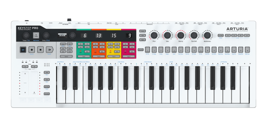 KeyStep Pro Sequencer/Controller