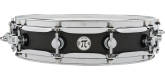 Drum Workshop - Collectors Series Carbon Fiber Pi Snare with Chrome Hardware - 3.14x14