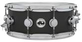 Drum Workshop - Collectors Series Carbon Fiber Snare with Chrome Hardware - 5.5x14
