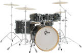 Gretsch Drums - Catalina Maple 7-Piece Shell Pack - Black Stardust