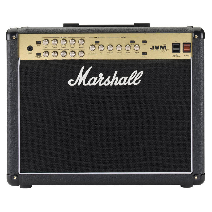 Marshall Marshall Jvm 2 Channel 50 Watt 1x12 Combo Long