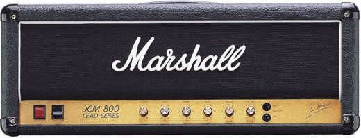 Marshall JCM800 100w Tube Head W/FX Loop