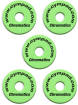 Cympad - Chromatics Set 40x15mm (5 pcs) - Green
