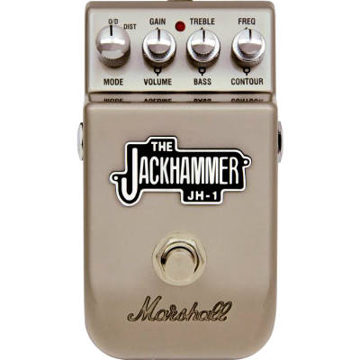 Marshall Jackhammer Ultra-Gain Overdrive