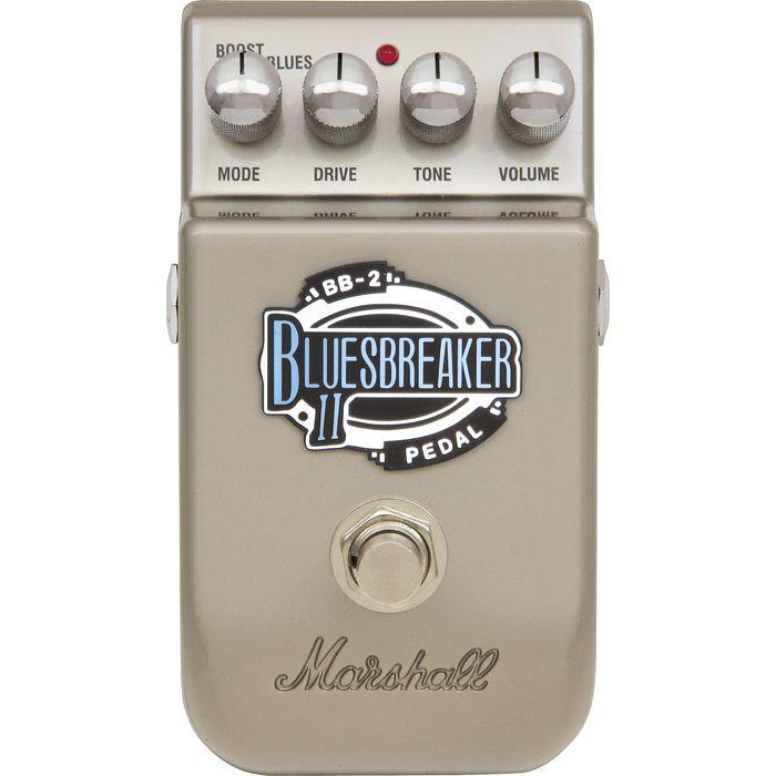 Marshall Bluesbreaker II Overdrive Effect Pedal Amplifiers, Parts ...