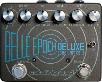 Belle Epoch Deluxe Delay Echo Boost