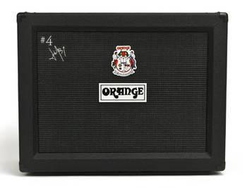 Orange Amplifiers Orange Jim Root 4 Signature 2x12