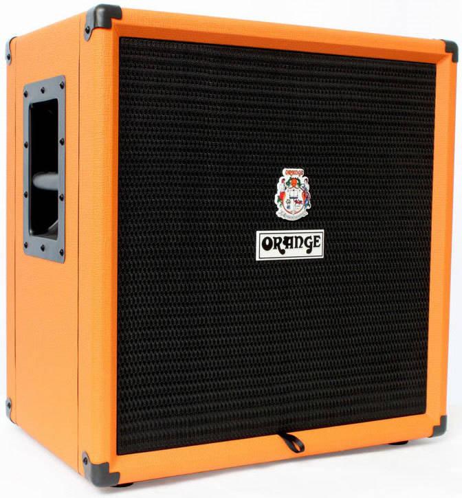 orange amplifiers orange 100 watt bass combo w tuner long mcquade musical instruments. Black Bedroom Furniture Sets. Home Design Ideas