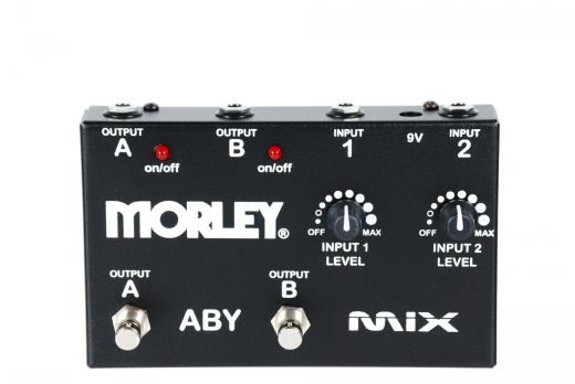 Morley ABY Router With Leds And Mix