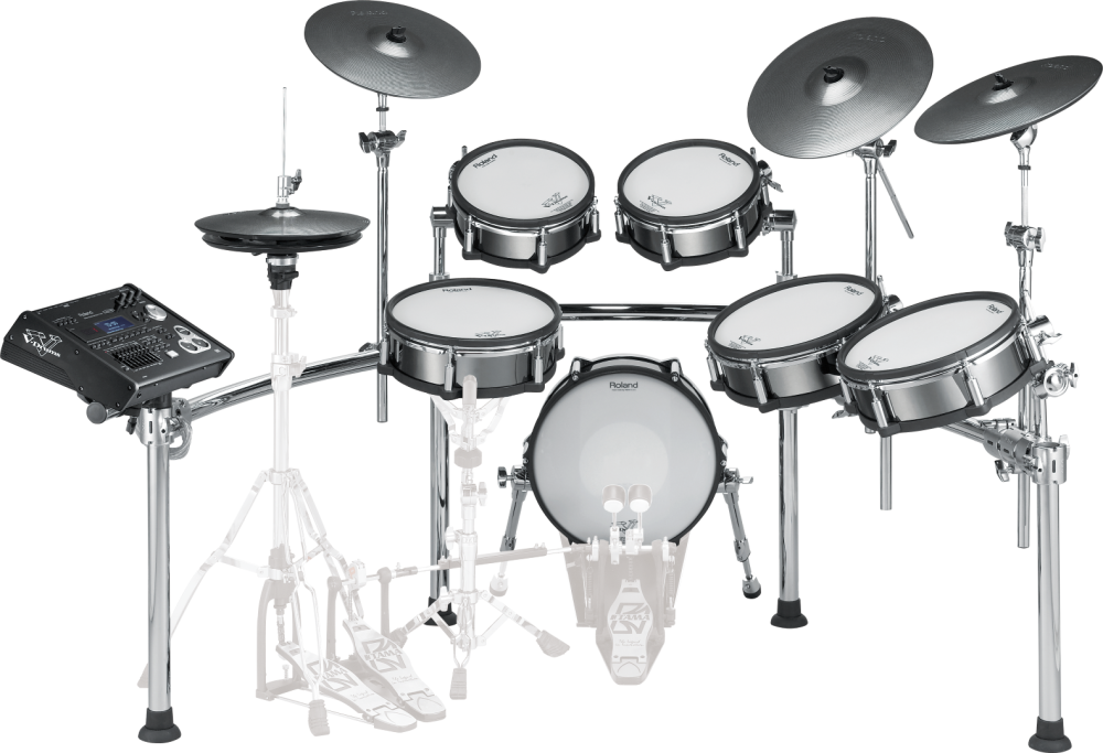 roland roland td 30kv v pro drum kit long mcquade musical instruments. Black Bedroom Furniture Sets. Home Design Ideas