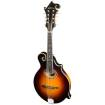 Eastman Guitars - MD614 F-Style Oval Mandolin w/Solid Spruce Top/Maple Sides - SB