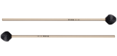 Vic Firth - Corpsmaster Keyboard Mallets, Cord Heads with Rubber Core - Very Hard