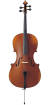 Yamaha - Intermediate Cello Outfit 4/4