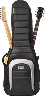 M80 Double Electric Guitar Bag - Black