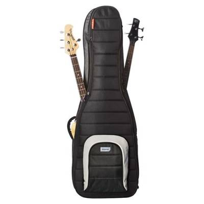 M80 Double Bass Guitar Bag - Black
