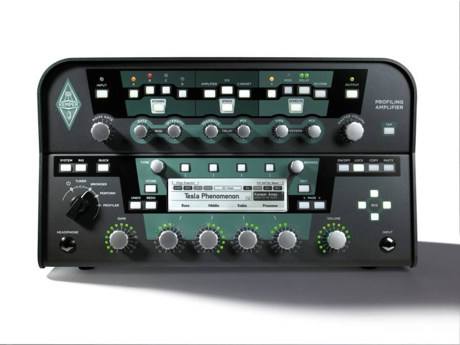 Kemper Amps Profiling Amplifier Long Amp Mcquade Musical