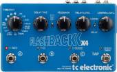 TC Electronic - T.C Flashback X4 Delay & Looper Pedal