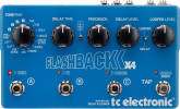 T.C. Electronic - T.C Flashback X4 Delay & Looper Pedal
