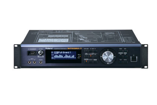 Roland Supernatural Sound Module Rack