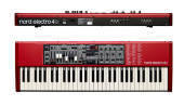 Nord - Electro 4D - 61 Key Semi Weighted