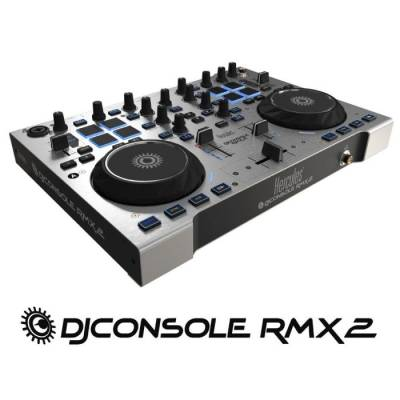 RMX2 DJ Console with Virtual DJ