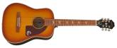 Epiphone - Lil Tex Travel Electric/Acoustic Guitar Outfit