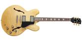 Gibson - ES-335 Figured Semi-Hollow Body Electric - Vintage Natural