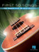 Hal Leonard - First 50 Songs You Should Play on Solo Ukulele - Book