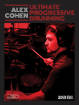Hudson Music - Ultimate Progressive Drumming - Cohen - Drum Set - Book/Video Online