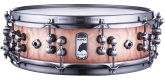 Mapex - Design Lab Series Black Panther Versatus Maple/Mahogany Snare, 14x4-5/8 - Peach Burl Burst