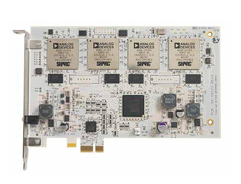 UAD-2 QUAD Audio PCIe Card w/ Custom Software Package