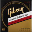 Gibson - Phosphor Bronze Acoustic Strings