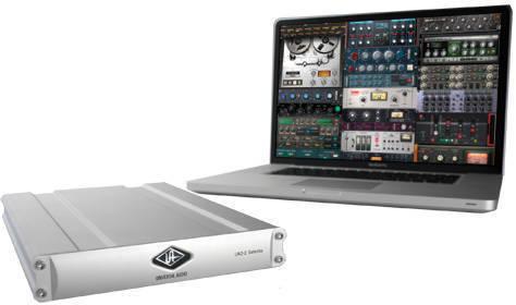 universal audio uad 2 satellite quad dsp accelerator fw long mcquade musical instruments. Black Bedroom Furniture Sets. Home Design Ideas