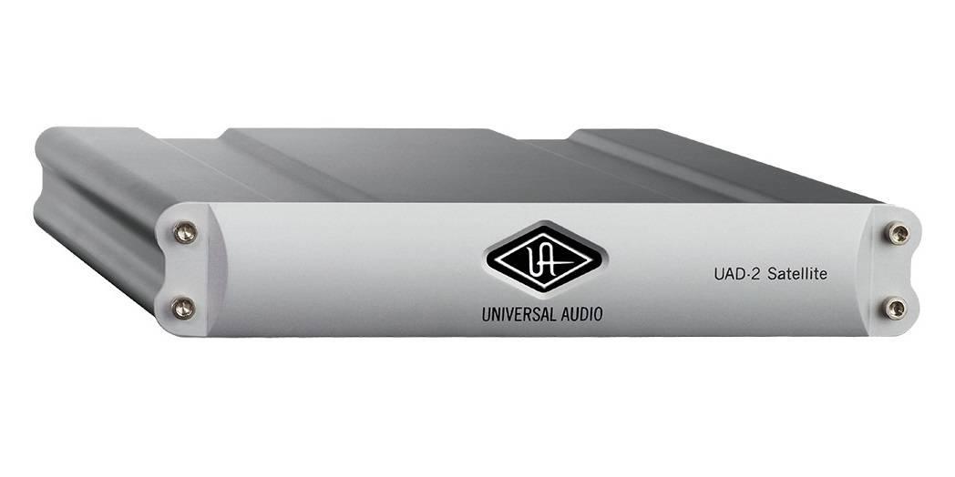 Universal Audio UAD-2 Satellite FireWire DSP Accelerator - QUAD W ...