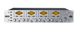 Universal Audio - 4-710D Four-Channel Tone-Blending Mic Preamp w/ Dynamics