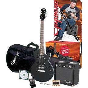 Les Paul Special II Performance Pack -  Ebony