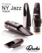 Drake Mouthpieces - New York Jazz Tenor Rubber Mouthpieces