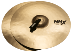 Sabian - HHX Synergy Medium Cymbals (Pair), Brilliant - 20