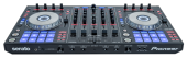 Pioneer - 4-Channel DJ Controller for Serato DJ