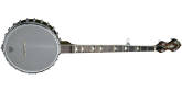 Gold Tone - WL-250 White Ladye Open Back Banjo