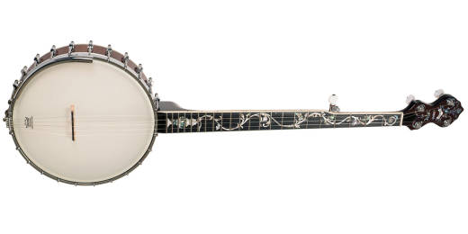 WL-250+ White Ladye Banjo w/ Tree of Life Inlay