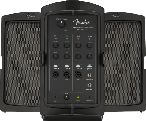 Passport Conference Series 2 Portable Powered PA System