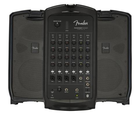 Passport Event Series 2 Portable Powered PA System