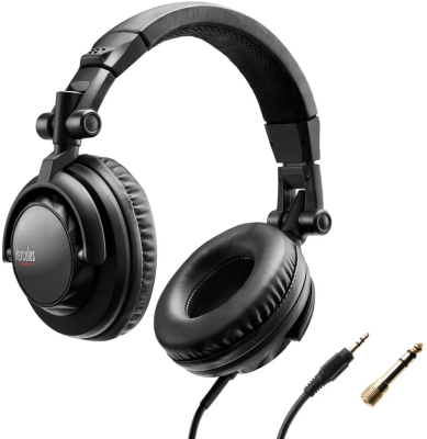 HDP DJ45 Closed-Back Over-Ear DJ Headphones