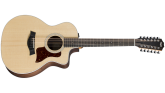 Taylor Guitars - 254ce Grand Auditorium 12-String Acoustic-Electric