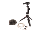 Shure - Portable Videography Kit with MV88+ Video Kit and SE215 Earphones