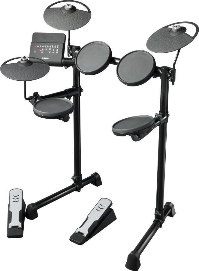 Yamaha dtx400k yamaha electronic drum kit long for Yamaha electronic drum kit for sale